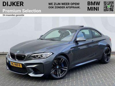 tweedehands BMW M2 Coupé High Executive DCT 370 Pk! | M-Drivers Packa