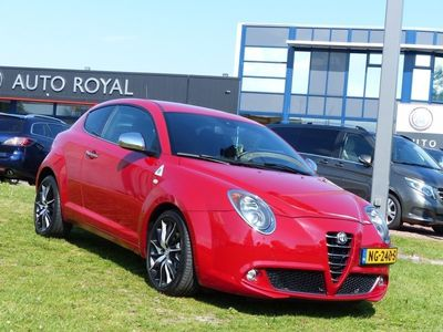 tweedehands Alfa Romeo MiTo 1.4 T Quadrifoglio Verde 170 PK - VERKOCHT