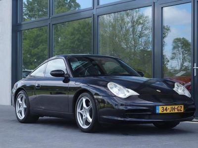 tweedehands Porsche 911 3.6 Targa (320pk) - Orig NL BOSE XENON NAP