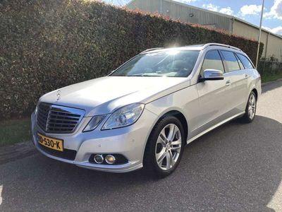 tweedehands Mercedes E220 Estate CDI Elegance / AUTOMAAT / SCHUIFDAK / NAVI