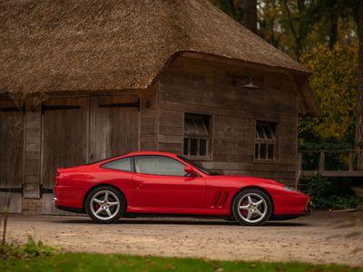 tweedehands Ferrari 550 Maranello   Carbon stoelen   Sublieme staat!