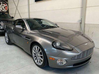 tweedehands Aston Martin Vanquish V12 5.9 ** DAMAGEFREE ** EX BTW - YOUNGTIMER