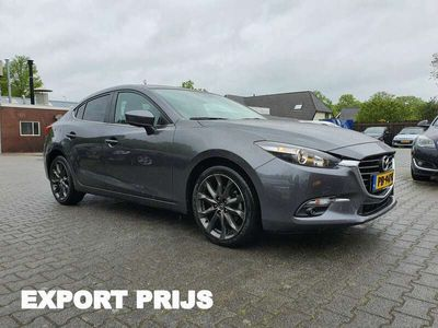 tweedehands Mazda 3 2.2 SkyActiv-D 150 SkyLease *NAVI+PDC+ECC+CRUISE*