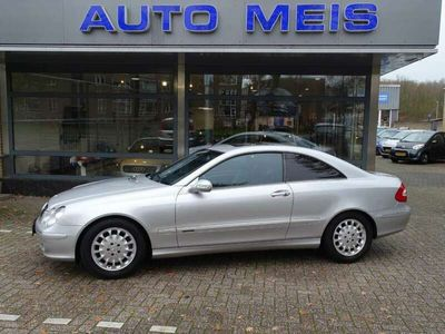 tweedehands Mercedes CLK320 320 AUTOMAAT / ELEGANCE