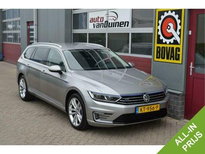 tweedehands VW Passat Variant 1.4 TSI GTE Connected Series O.a: 18 Inch L.m., Full