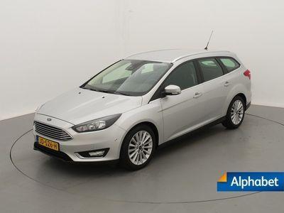tweedehands Ford Focus 1.5 Ecoboost 150pk Titanium Edition Achteruitrijcamera Parkeersensoren