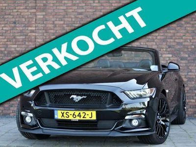 tweedehands Ford Mustang GT Convertible 5.0 Cabrio|V8|Automaat|Remus systee