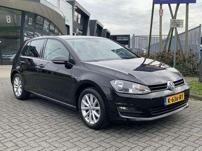 tweedehands VW Golf 1.4 TSI 150pk 5D DSG Lounge edition