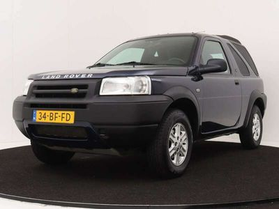 tweedehands Land Rover Freelander Hardback 2.0 Td4 S Automaat Commercial