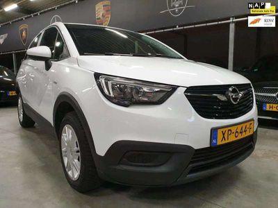 tweedehands Opel Crossland X 1.2 Turbo Innovation - Automaat - Navi - Cruise -