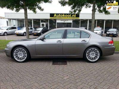 tweedehands BMW 750 750 i High Executive Youngtimer alle onderhoud aanw