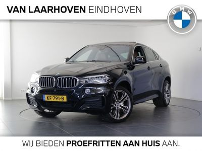 tweedehands BMW X6 xDrive40d High Executive M Sport Automaat