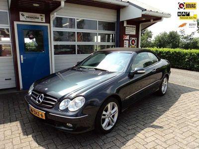 tweedehands Mercedes 200 CLK-Klasse CabrioK. Elegance