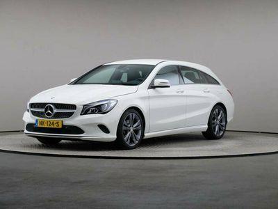 tweedehands Mercedes CLA180 Shooting € 19.900