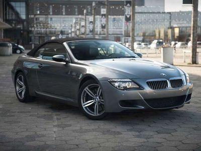 tweedehands BMW M6 Cabriolet
