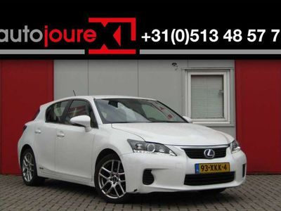 tweedehands Lexus CT200h Hybrid
