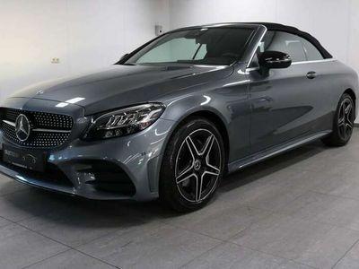 tweedehands Mercedes C200 Cabriolet Premium Pack | AMG Line
