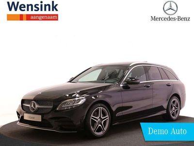 tweedehands Mercedes 200 C-Klasse EstateBusiness Solution AMG   Panorama-schuifdak   Stoelverwarming