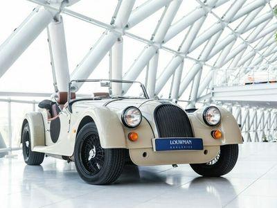 tweedehands Morgan Plus 4 2.0i | Full Sport Exhaust | Suplex
