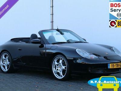 tweedehands Porsche 911 Carrera Cabriolet Cabrio