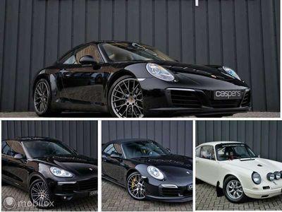 tweedehands Porsche 911 Carrera Cabriolet 3.0| glazen schuif/kantel dak | Bose | PD