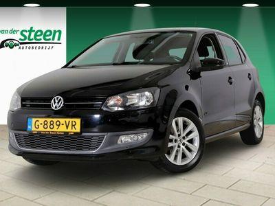 tweedehands VW Polo 1.2i STYLE 5-DRS / AIRCO / STOELVERWARMING / ELEKTROPAKKET / CD / LMV15