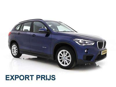 tweedehands BMW X1 sDrive18i Executive AUT. *NAVI+LED-LIGHTS+CAMERA+E