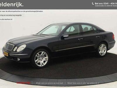tweedehands Mercedes E240 Elegance | Automaat | Origineel NL | Navigatie | C