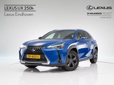 tweedehands Lexus UX 250h Luxury Line | Lederen Bekleding | Elektrisch shuif