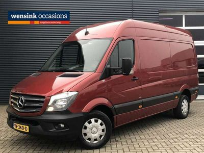 tweedehands Mercedes Sprinter 319 CDI 3.0 V6 191 PK L2 H2 GB EUR 6 | AIRCO, 2800