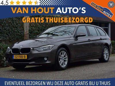 tweedehands BMW 318 318 Touring d | TREKHAAK | LEDER