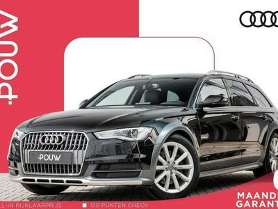 tweedehands Audi A6 Allroad 3.0 TDI 218pk S-tronic Quattro Premium Edition + Trekhaak + Luchtvering
