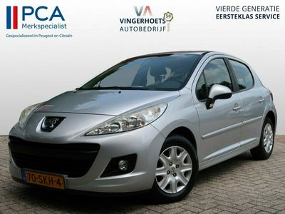 tweedehands Peugeot 207 1.4 VTi Access 1.4 Benzine * Ijskoude Airco * Trekhaak * Cruise Control * 5-deurs * Grijs * Vingerhoets; Vierde generatie Eersteklas Service ! + 1.300 klantenreviews, 99% aanbeveling !