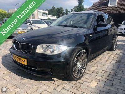 tweedehands BMW 120 120 d 163PK CLIMA*SCHUIFDAK*PDC*18 INCH VELGEN*