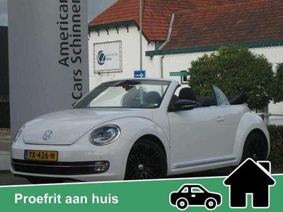 tweedehands VW Beetle Cabriolet 1.4 TSI Sport / Stoelverwarming / Cruise