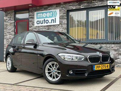 tweedehands BMW 118 118 i Executive Aut. SP-ZETELS l CAMERA l NAVI l XE