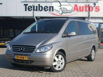 tweedehands Mercedes Viano 3.0 CDI DC Trend Lang Automaat, Trekhaak, Autom ai