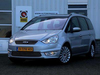 tweedehands Ford Galaxy 1.6 SCTi 160PK 7 Persoons Platinum*NL-Auto*Perfect Dealer onderh.*Panodak/Leder/Stoelverw./Keyless Entry+go/Navi/Cruise-Control/Parkeersens.V+A*
