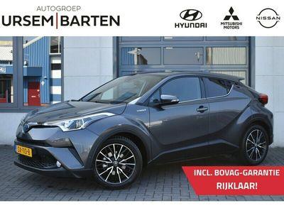 tweedehands Toyota C-HR 1.8 Hybrid Style allseason banden (Michelin) 1e eigenaar
