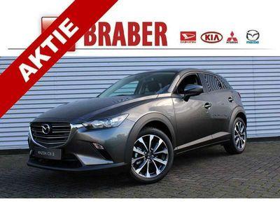 tweedehands Mazda CX-3 2.0 SkyActiv-G 121PK 6MT Sport SΈlectric NIEUW | Di