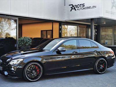 tweedehands Mercedes C63 AMG AMG Pano|Keyles|Camera|Headup|Dealer OH!