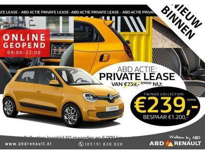 tweedehands Renault Twingo 1.0 SCe 75pk Collection