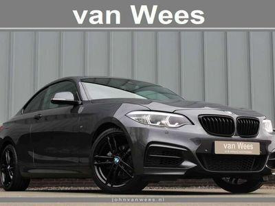 tweedehands BMW 218 2-Serie Coupé (f22) i M-Sport High Executive  
