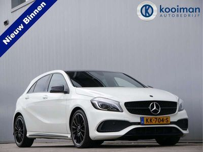 tweedehands Mercedes A160 102pk AMG-styling Night Edition Airco / Navigatie