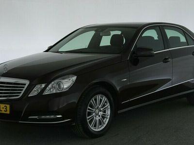 tweedehands Mercedes E220 CDI Elegance Aut.