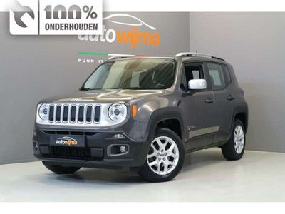 tweedehands Jeep Renegade 1.4 MultiAir 170pk Limited AWD 4WD 9Traps Automaat