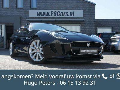 tweedehands Jaguar F-Type 3.0 V6 Coupé Bluetooth/Camera/Navi/Leder/Velgen