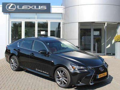 tweedehands Lexus GS300 300h F SPORT LINE SUNROOF+LED,19''