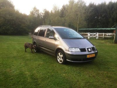 tweedehands Seat Alhambra 1.8-20VT Reference