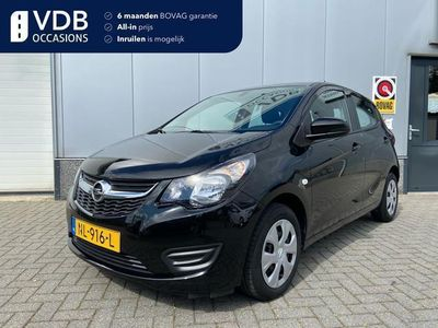 tweedehands Opel Karl 1.0 ecoFLEX Edition Airco/Rijklaar-prijs/Bluetooth